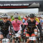 Tough conditions challenge mountain bikers at 2013 Bridge Cape Pioneer Trek Race