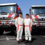Hino to Enter Two 500-Series Trucks in 2014 Dakar Rally