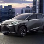 All-new Lexus RC to make world debut at Tokyo Motor Show