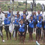 Duzi hopefuls chosen as part of canoeing training programme for the SAMSA Change a Life Academy