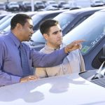 New vehicle sales status quo resumes in May