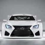 Lexus RC F GT3 Concept Races Into Geneva