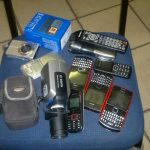 Kathu Police nab two housebreaking suspects, stolen items recovered