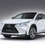 Lexus NX – Latest images of this new model heading for SA