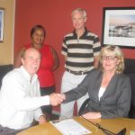 TradeCorp Chemicals Trading (Pty) Ltd signs the Responsible Care (RC) Public Commitment