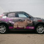Win A Holiday Worth R20,000 By Finding The Rhino Orphanage Nissan Juke At The Duke Of Edinburgh Championship