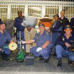 Three Kimberley business burglary suspects caught in the act
