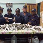 Dagga and equipment worth R2 Million seized in Kraaifontein