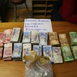 Four suspects arrested by police for business robbery at Waterloo Spar