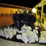 Police arrests man for illegal transport & export of marine products