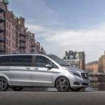 New Mercedes-Benz V-Class wins renowned Red Dot design prize