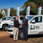 Volkswagen extends its rhino protection partnership with the Wilderness Foundation