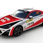 New Toyota GT86 CS-R3 Rally Car To Make World Rally Championship Debut
