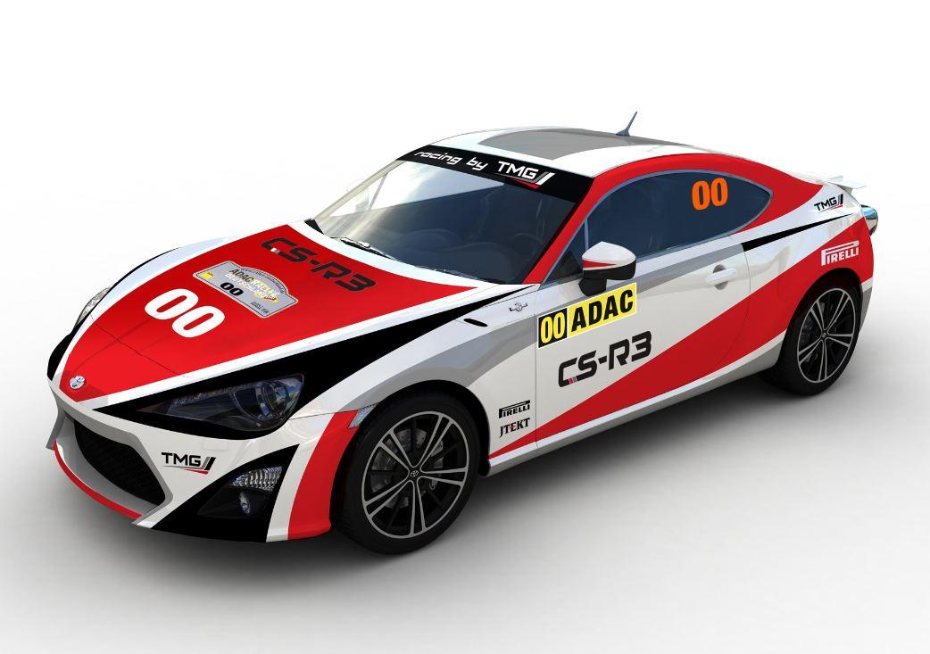 New Toyota GT86 CS-R3 Rally Car To Make World Rally Championship ...