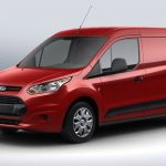 Ford Transit Connect compact commercial vehicle aimed at Flourishing Start-up Scene