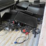 20 Computers discovered in bakkie and 3 men arrested after robbery at school