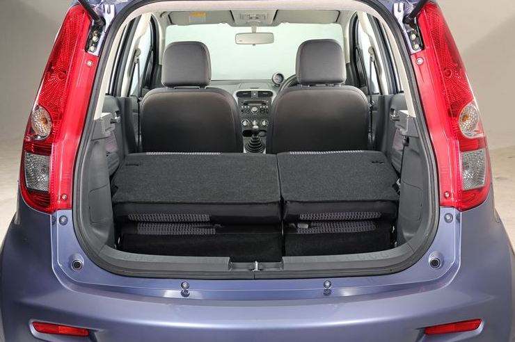 Suzuki splash back