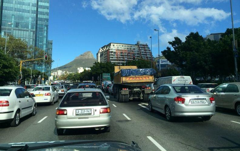Traffic Cape Town