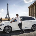 Modern Luxury from Paris Show – with Trendsetters from Mercedes, AMG and smart