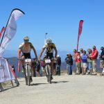 Buys, Beukes win Bridge Cape Pioneer Trek's Queen Stage and move into lead
