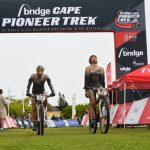 Dramatic stage sees lead change at Bridge Cape Pioneer Trek international mountain bike race