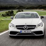 Mercedes Benz four-door CLS 63 AMG Coupé now even sportier and more attractive.