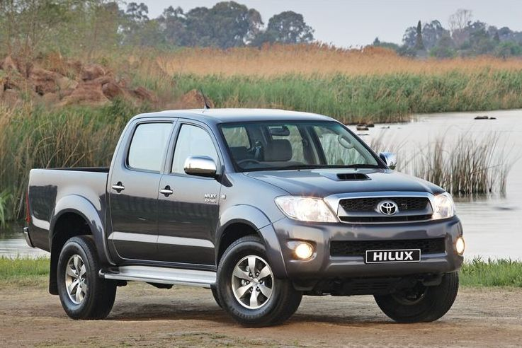 Hilux 7th generation