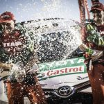Poulter / Coetzee clinch 2014 National Rally Championship in Toyota Yaris