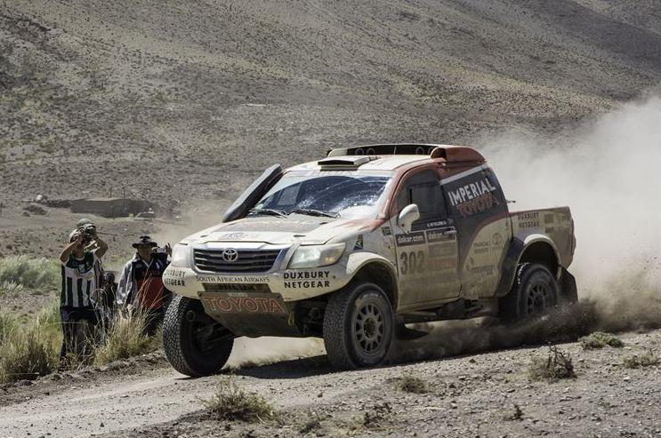 Rally of Morocco 2