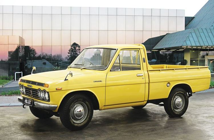 hilux first generation