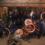 Police emphasizes the threat to business and economic sustainability by cable theft
