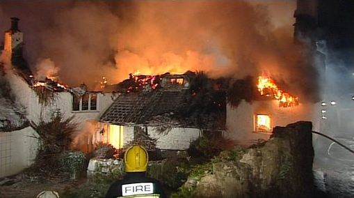 How Can I Protect My Home S Thatch Roof From Fire Hazards