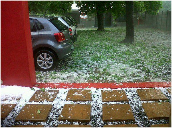 Hail Bloemfontein