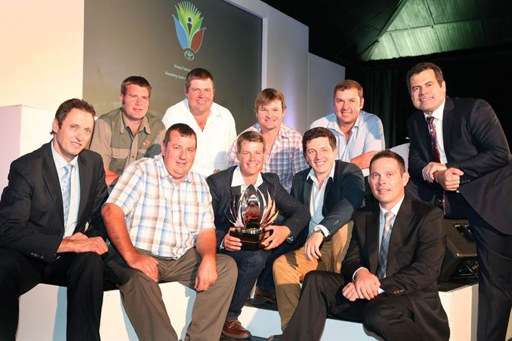Young farmers of the year finalists