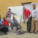 Vryheid police arrest house robbery suspects and recover stolen items