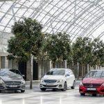 Mercedes Benz B-Class undergoes major facelift