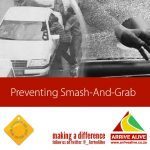Alexander Forbes Insurance warns South Africans to be alert to smash and grab incidents
