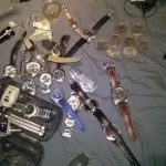 Suspect arrested and stolen items recovered after house robbery in Claremont