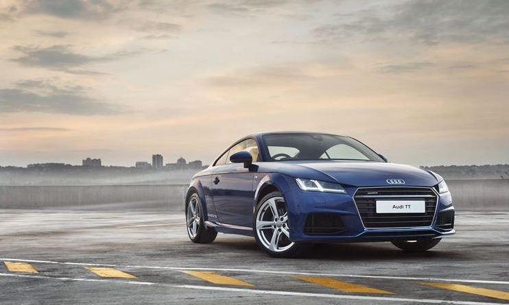 Audi South Africa Reveals The All New Audi Tt Coup 233