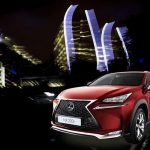 Top SA Photographer gets to capture the New Lexus NX