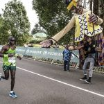 The #NedbankGreenMile Brings Carnival to the Comrades