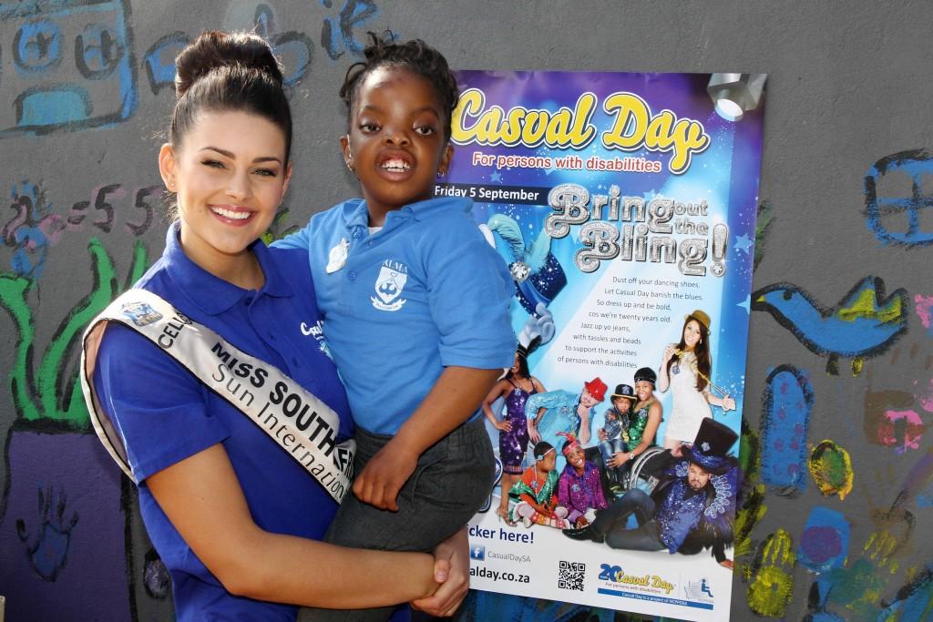 Alma School learner Oratile Mtsweni