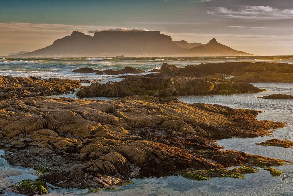 Table Mountain in this photo by Peter McKellar