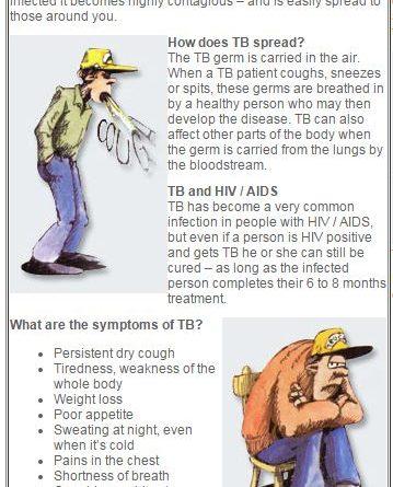 Understanding TB – ER24 shares insights during TB Awareness Month