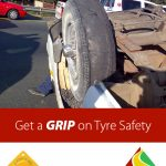 Safe tyres can save lives this Easter