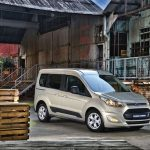 Ford introduces New Transit Connect and Tourneo Connect