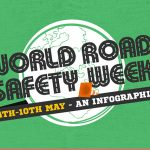 Infographic shares some global insights on road safety