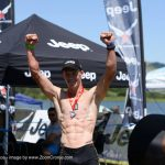 Jeep Team's Thomas Van Tonder Tames the Savage Beast Obstacle Course Race