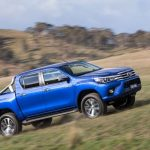 Eighth-generation Toyota Hilux officially unveiled in Bangkok