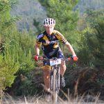 Jeep Team's Rebello secures podium finish at RECM Knysna 200 mountain bike race